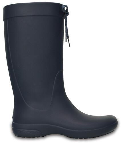 Crocs Freesail Rain Boots Women Black 36-37 2017 Gummistiefel locZCspc